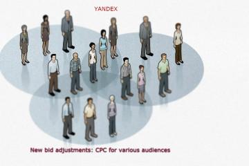 בידים דיפרנציאליים ב Yandex – תמחור משתנה של בידים לפי פילוח קהל היעד